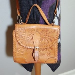 FIRM. Vintage leather purse [FIRM]